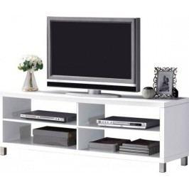 Tempo Kondela Televizní stolek TOFI NEW - bílý