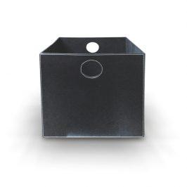 Tempo Kondela Úložný box LEXO - černý