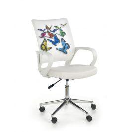 Halmar Dětská židle Ibis - BUTTERFLY