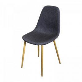 Idea Jídelní židle COMO šedá
