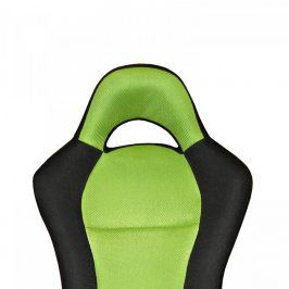 Idea Kancelářské křeslo CESAR zelené K81