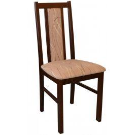 Falco Jídelní židle Bosberg XIV ořech/34 Židle do kuchyně
