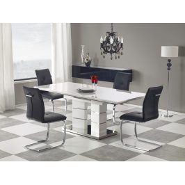 Halmar Jídelní stůl LORD, bílý