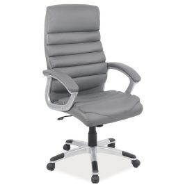 Casarredo Kancelářské křeslo Q-087 - šedá