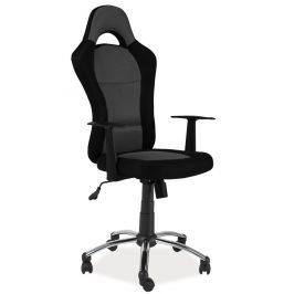 Casarredo Kancelářské křeslo Q-039 černá