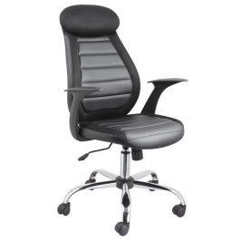 Casarredo Kancelářské křeslo Q-102 - černá