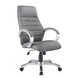 Casarredo Kancelářské křeslo Q-046 - šedá