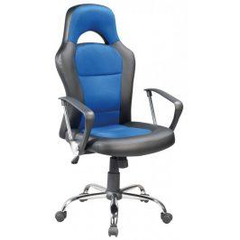 Casarredo Kancelářské křeslo Q-033 modrá