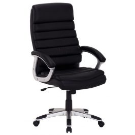 Casarredo Kancelářské křeslo Q-087 - černá Kancelářská křesla
