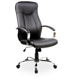Casarredo Kancelářské křeslo Q-052 - černá