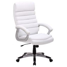 Casarredo Kancelářské křeslo Q-087 - bílá
