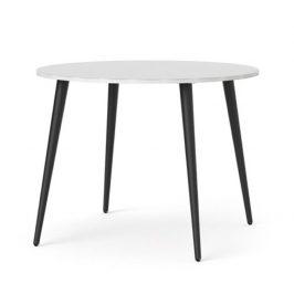 Falco Jídelní stůl Retro 386 bílá/černá