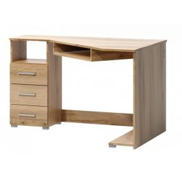 Falco Rohový psací stůl Fatra dub wotan