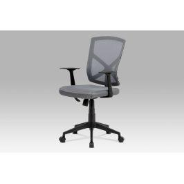 Autronic Kancelářská židle KA-H102 GREY
