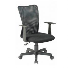 Tempo Kondela Kancelářská židle REMO NEW - černá, rozbaleno