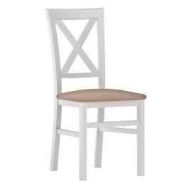 Casarredo Jídelní čalouněná židle ALICE 101 Bahama 03