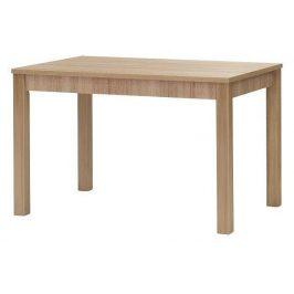 Stima Jídelní stůl CASA MIA - pevný 80x80 cm dub sonoma