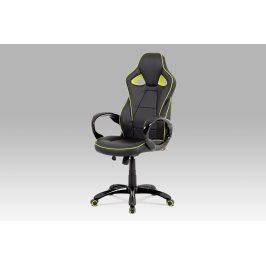 Autronic Kancelářská židle KA-E812 GRN