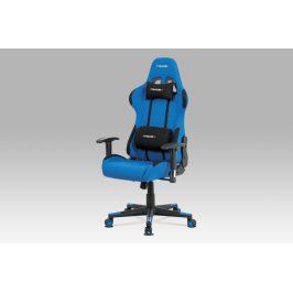 Autronic Kancelářská židle KA-F05 BLUE