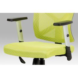 Autronic Kancelářská židle KA-H104 GRN