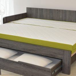 Ahorn Matrace k posteli Duovita - potahová látka + matracovina Lucida II 16