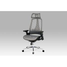 Autronic Kancelářská židle KA-A189 GREY Kancelářská křesla