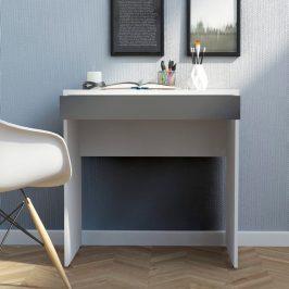 Falco Psací stůl Felix 480 bílá/grey