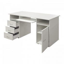 Idea Stůl na počítač 194 bílý