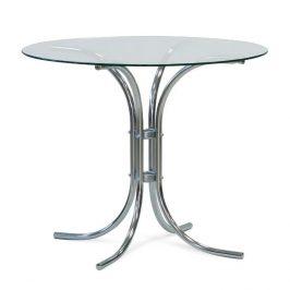 Stima Jídelní stůl Ravenna (podnož + deska sklo) Jídelní stoly