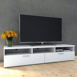 Falco TV stolek Devon 179 bílý