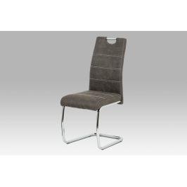 Autronic Jídelní židle HC-483 GREY3