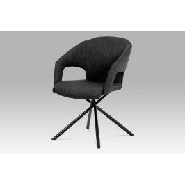 Autronic Jídelní židle HC-784 BK2 černá