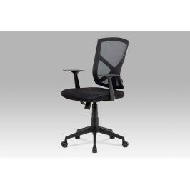 Autronic Kancelářská židle KA-H102 BK