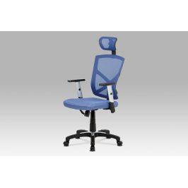 Autronic Kancelářská židle KA-H104 BLUE