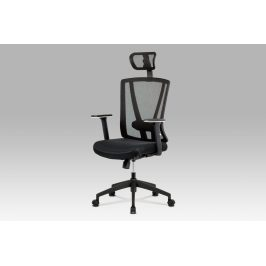Autronic Kancelářská židle KA-H110 BK