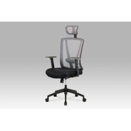 Autronic Kancelářská židle KA-H110 GREY