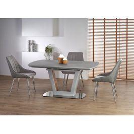 Halmar Jídelní stůl Bilotti - světle šedý