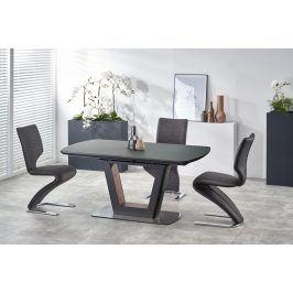 Halmar Jídelní stůl Bilotti - antracit