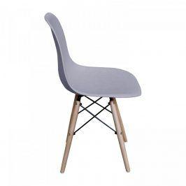 Idea Jídelní židle UNO šedá