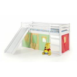 Halmar Patrová postel Neo Plus - bílá