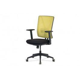 Autronic Kancelářská židle KA-M01 GRN Kancelářská křesla