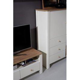 Falco TV stolek Bacardi R15 dub zlatý/crem