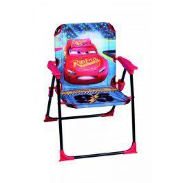 Forclaire Dětská campingová židlička Auta