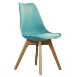 Casarredo Jídelní židle CROSS II tyrkysová