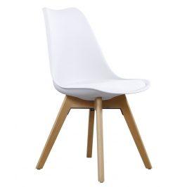 Casarredo Jídelní židle CROSS II bílá