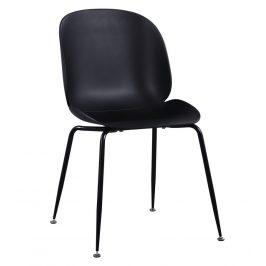 Casarredo Jídelní židle BOOGIE černá