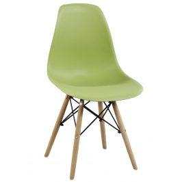 Casarredo Jídelní židle MODENA II zelená oliva Židle do kuchyně