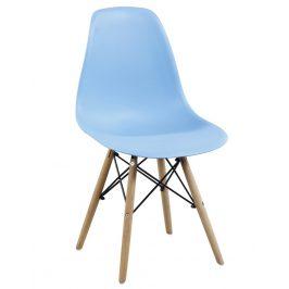 Casarredo Jídelní židle MODENA II modrá