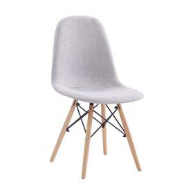 Tempo Kondela Jídelní židle DARELA NEW - světle šedá