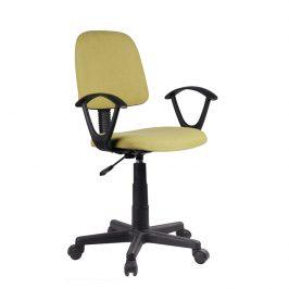 Tempo Kondela Kancelářská židle TAMSON - zelená / černá